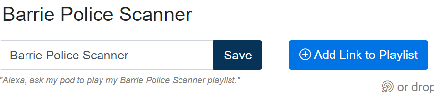 How to Get Alexa to Play Police Scanner Channels Screen63