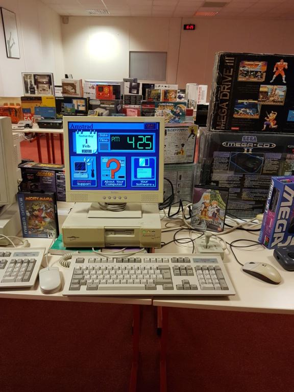 Toujours à la recherche des logiciels préinstallés de l'Amstrad Mega PC 20200210