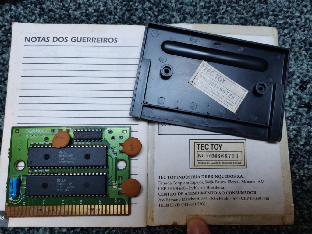 Vend CDX, Tectoy, Saturn, Dreamcast, gamegear mcwill Img_2038