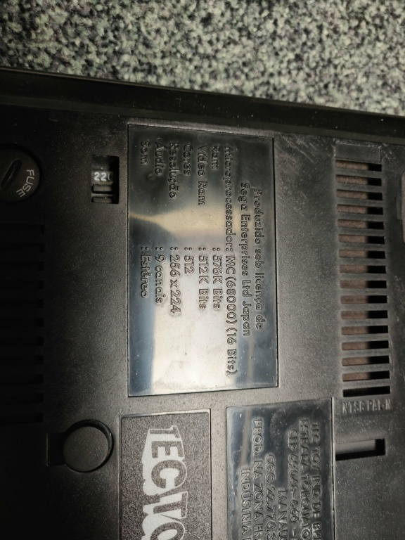 Vend CDX, Tectoy, Saturn, Dreamcast, gamegear mcwill Img_2040