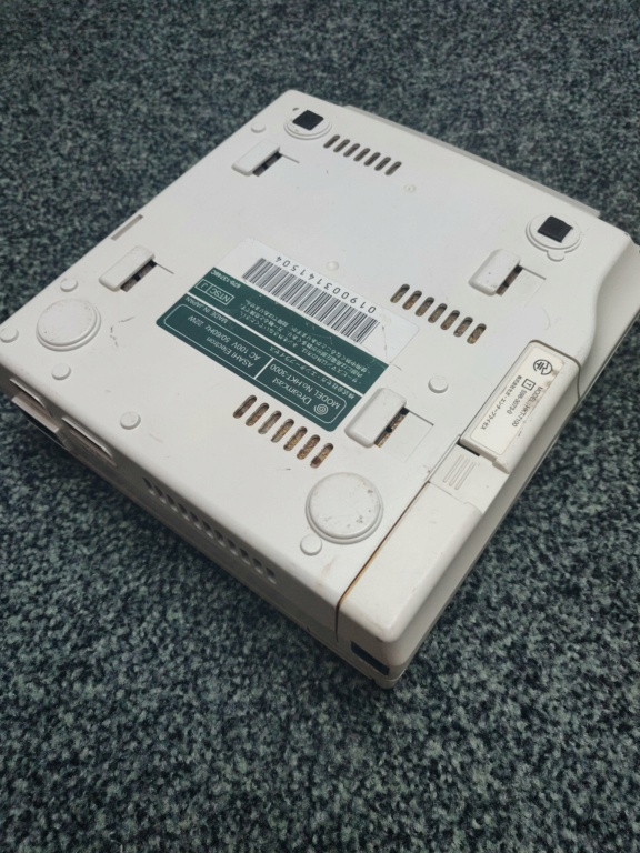 Vend CDX, Tectoy, Saturn, Dreamcast, gamegear mcwill Img_2051
