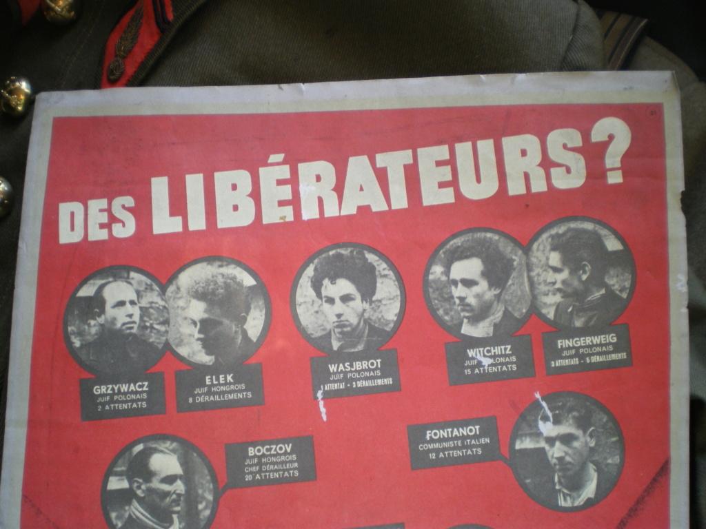 """affiche """" rouge """" des libérateurs ?  Imgp0070"""