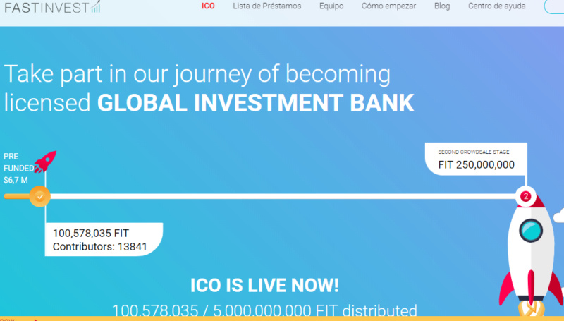 AIRDROP FASTINVEST TOKENS Fit10