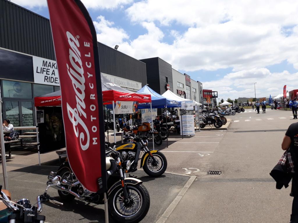 Journée de la moto à Poitiers  20190610
