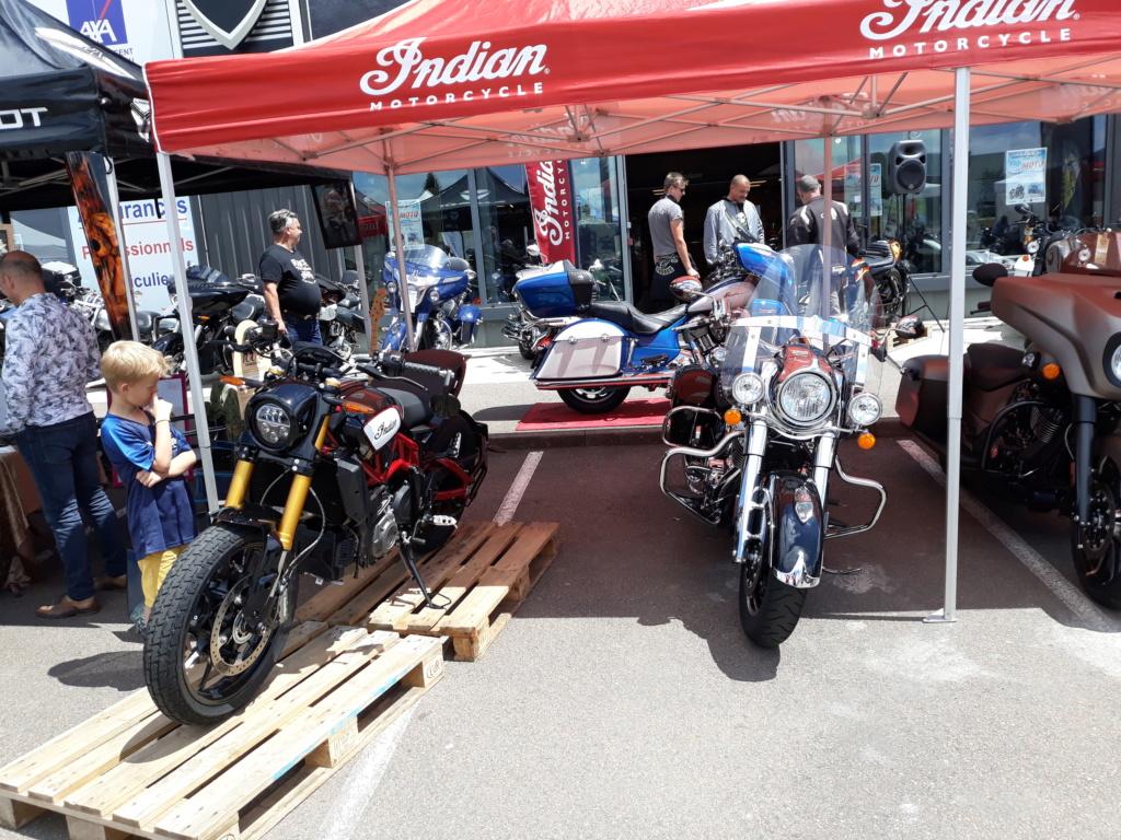 Journée de la moto à Poitiers  20190611