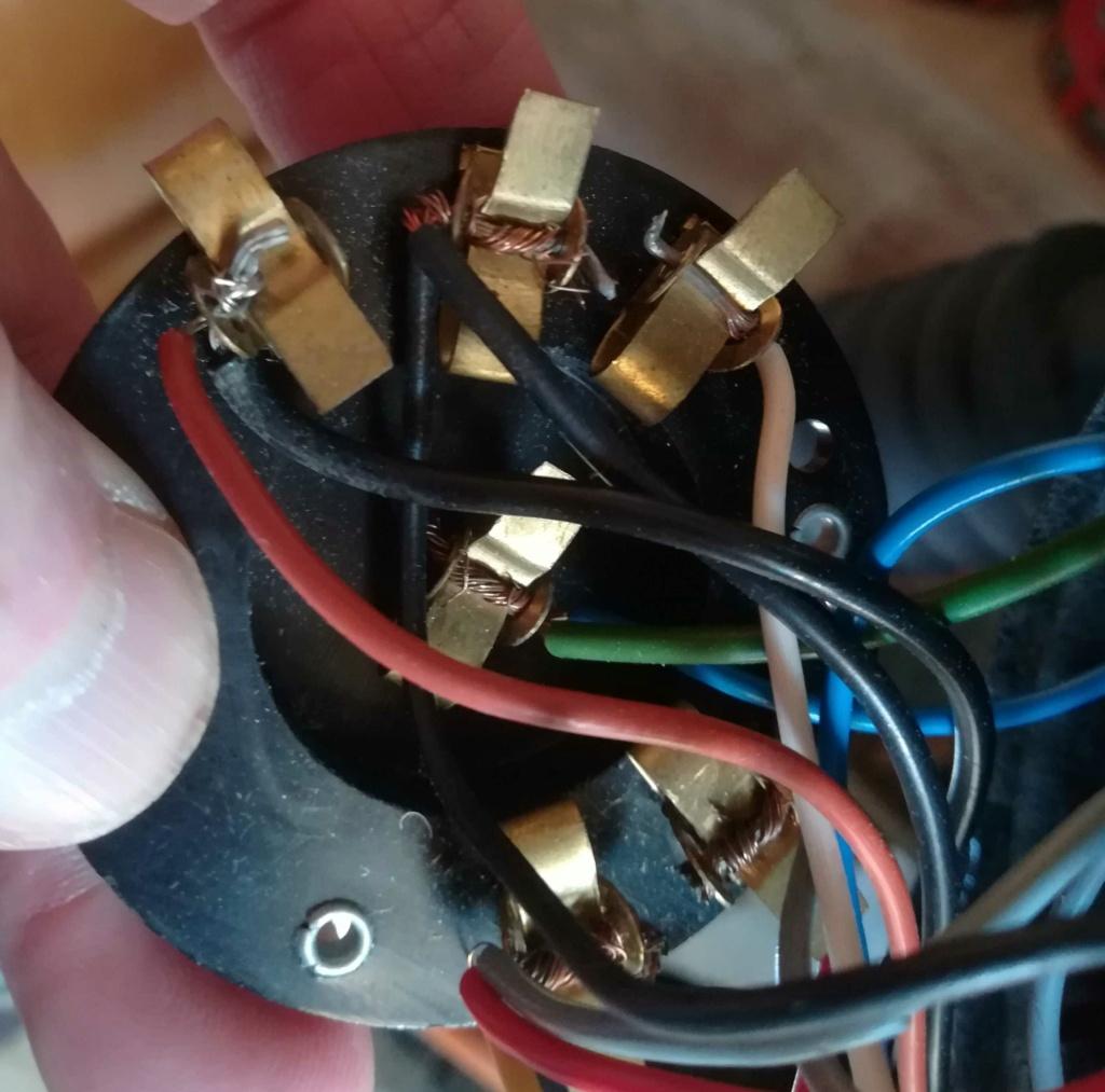 schéma électrique Flandria SP 537 SC Phare110