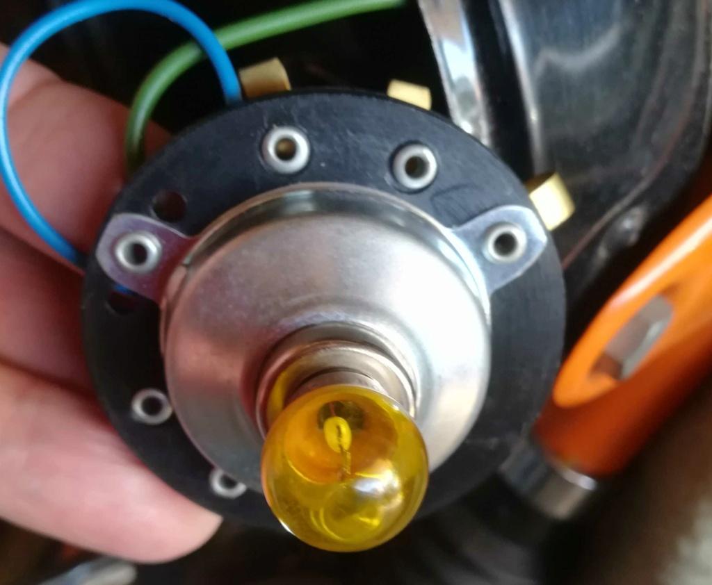 schéma électrique Flandria SP 537 SC Phare210