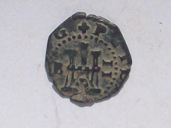 2 Maravedies de Felipe III, Burgos. 1605. 102_4581