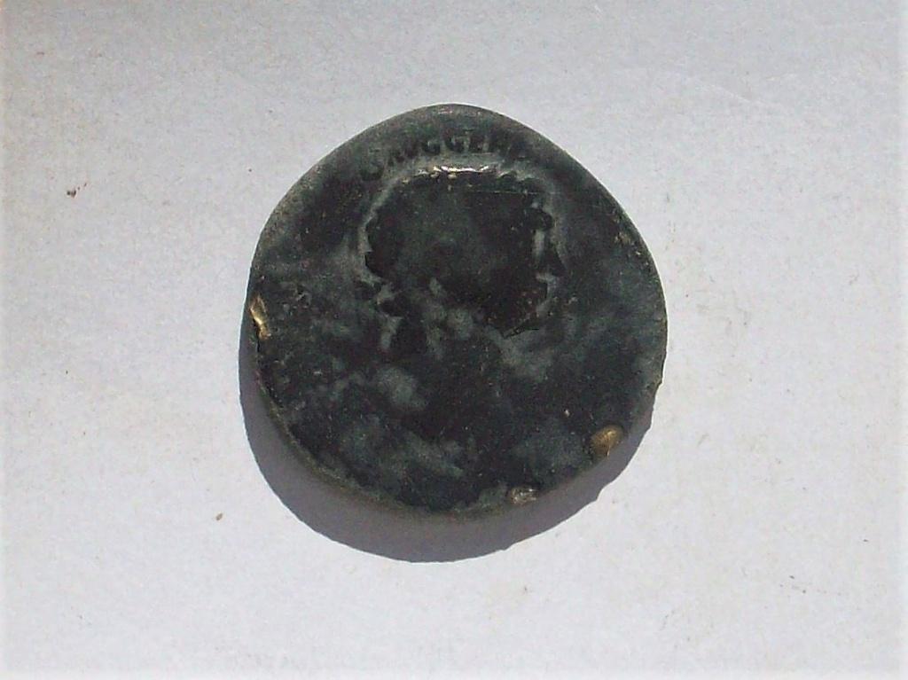 Sestercio de Trajano. 102_4614