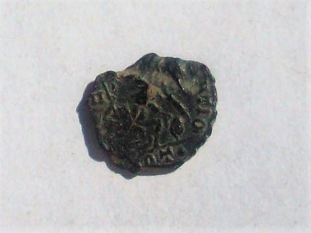AE3 de Constancio II. FEL TEMP REPARATIO. Soldado romano alanceando a jinete caído. Aquilea 102_4640
