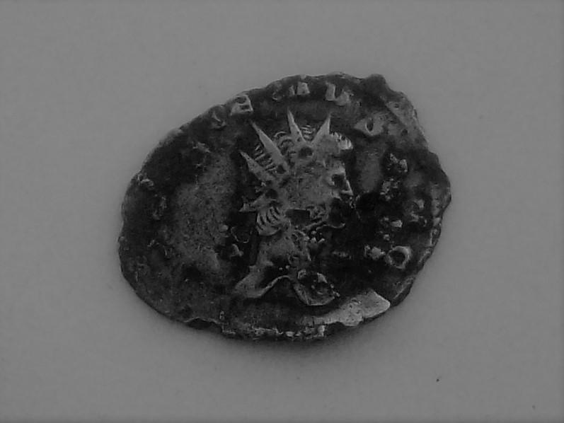 Antoniniano de Galieno. ORIENS AVG. Roma 102_4641