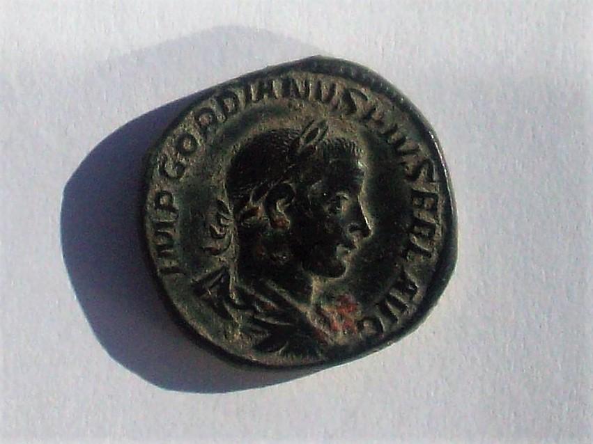 Sestercio de Gordiano III. FORTVNA REDVX /S C 102_4662