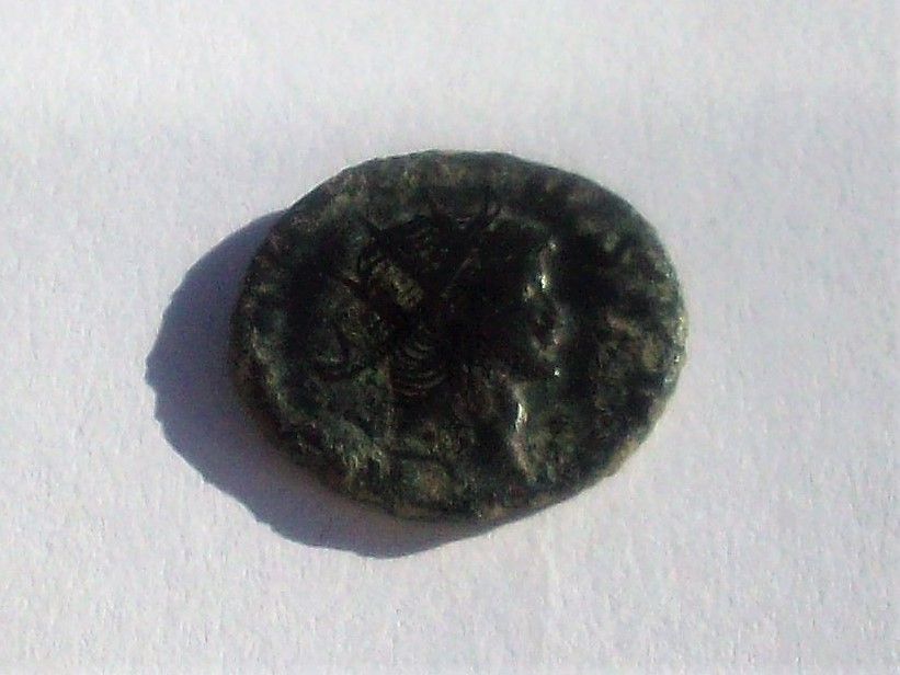 Antoniniano de Galieno. VIRTVS AVGVSTI. Roma 102_4666