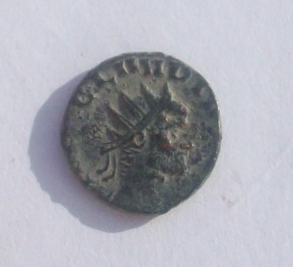 Antoniniano de Claudio II. AEQVITAS AVG. Roma 102_4720