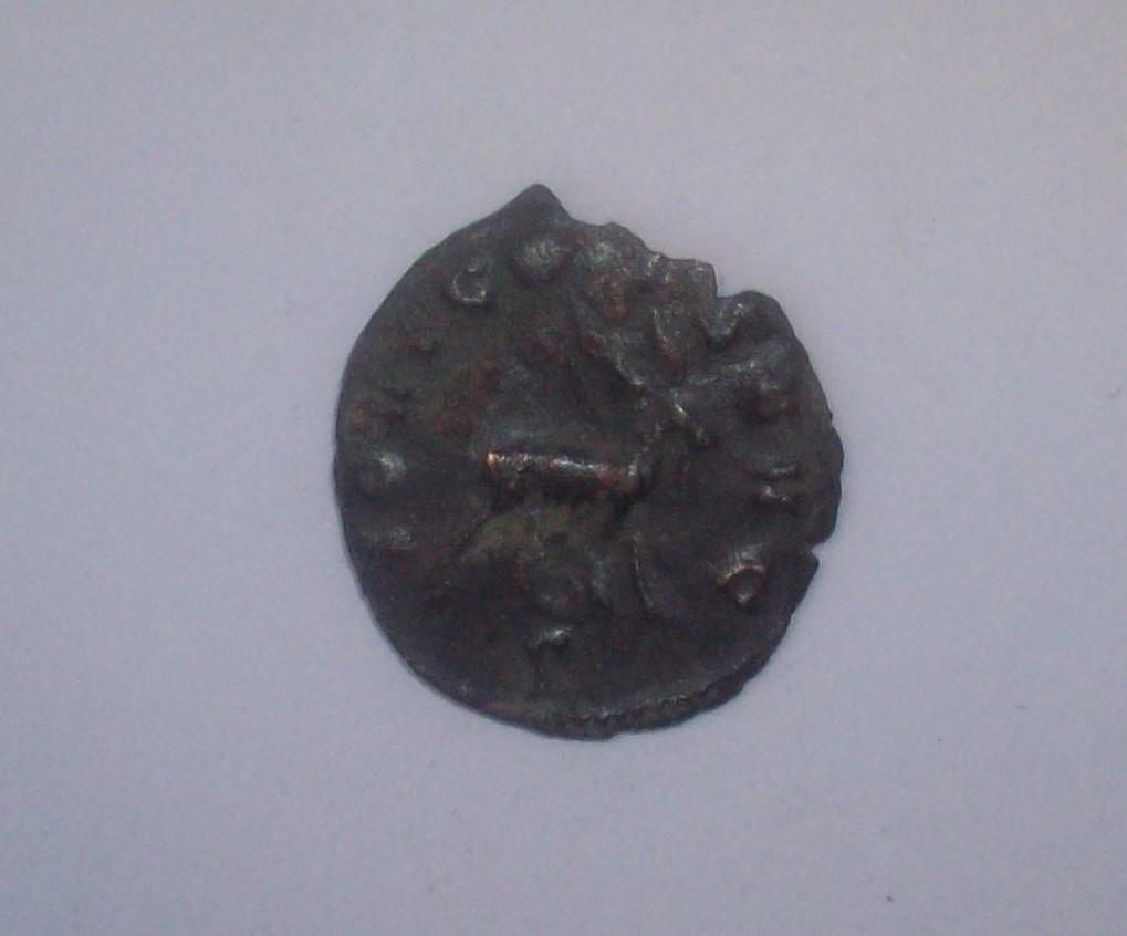 Antoniniano de Galieno. IOVI CONS AVG. Cabra a dcha. Roma 102_4750