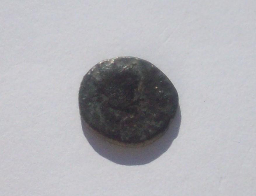 Antoniniano de imitación Hispánica de Claudio II. IOVI VICTORI. Júpiter 102_4834