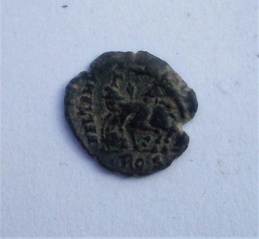 AE3 de Constancio Galo. FEL TEMP REPARATIO. Roma 102_4843