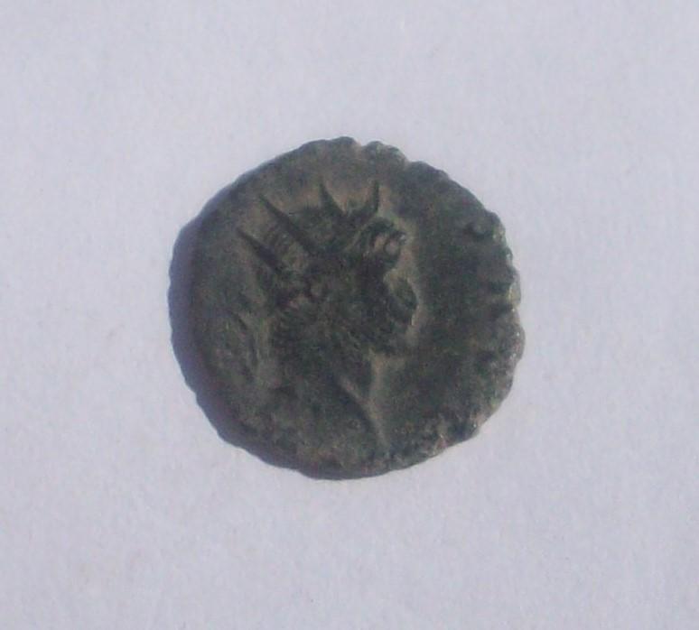 Antoniniano de Galieno. IOVI CONSERVAT. Roma 102_4930