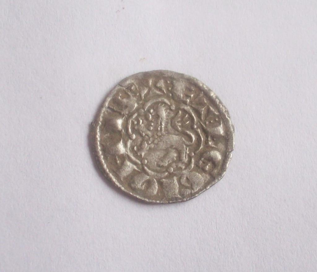 Dinero de la 2ª guerra de Granada de Alfonso X. Cuenca 102_5148