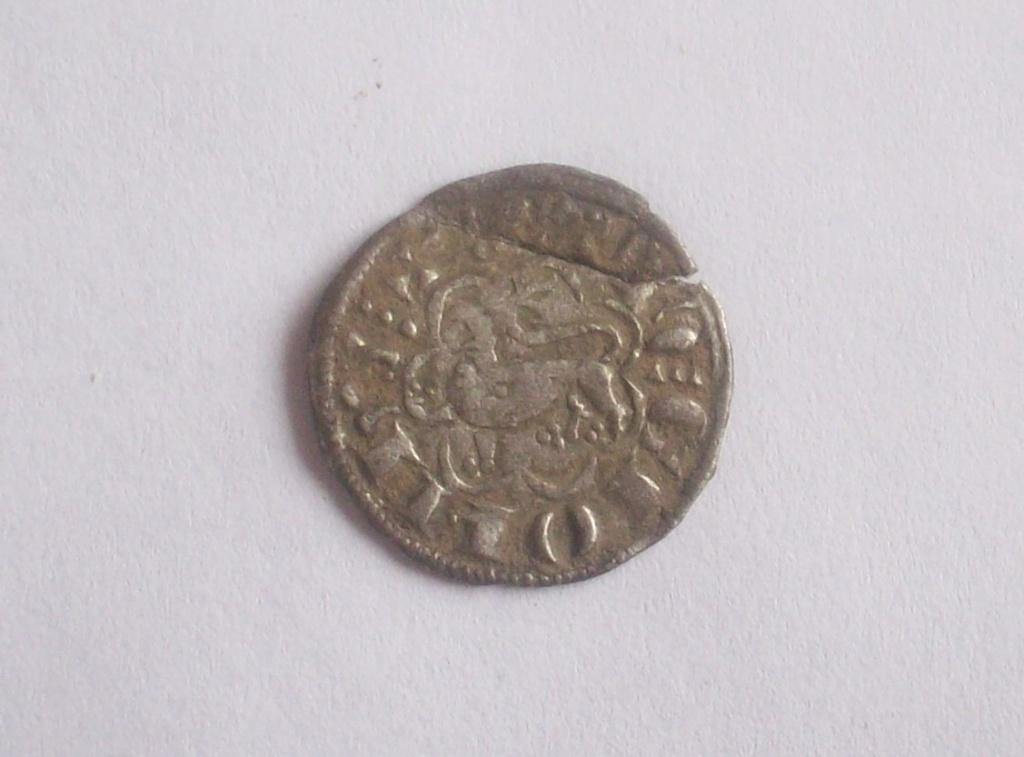 Dinero de la 2ª Guerra de Granada de Alfonso X (Burgos, 1277). 102_5160