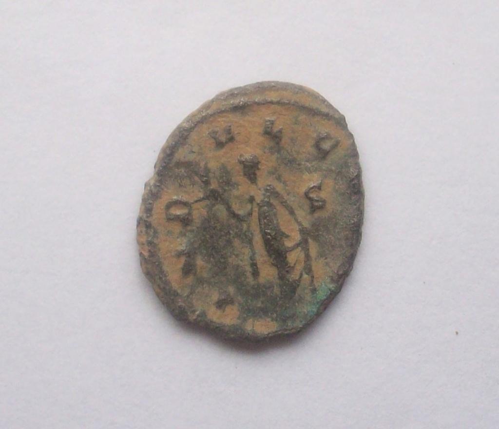 Antoniniano de Galieno. INDVLG AVG. Milán 102_5173