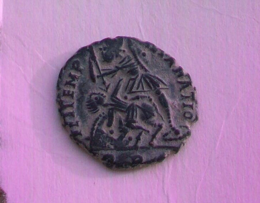 AE3 de Constancio II. FEL TEMP REPARATIO. Roma 102_5213