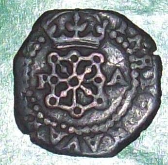 4 Cornados de Felipe III o IV, Navarra 218