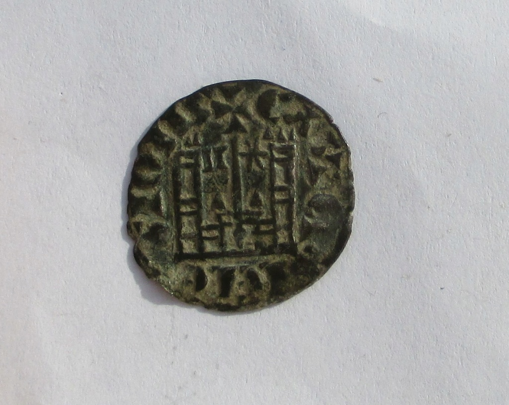 Dinero coronado o cornado de Sancho IV. Murcia Img_1125