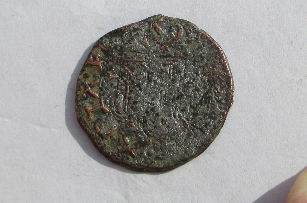 Blanca falsa de época de Enrique III o Juan II. Img_1143