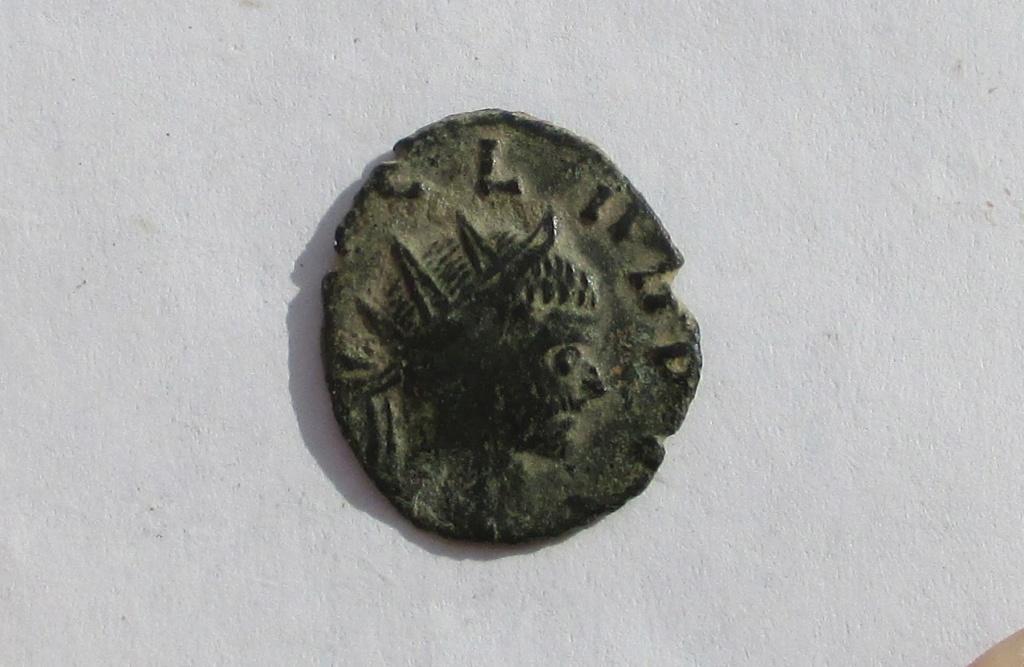 Radiado imitativo de Antoniniano de Claudio II. APOLLINI CONS Img_1150