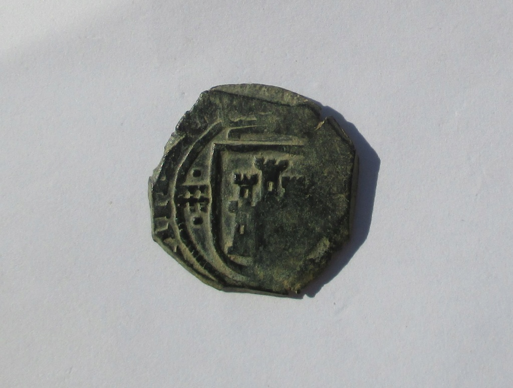 8 maravedís de Felipe IV de Segovia, 1625. Img_1325