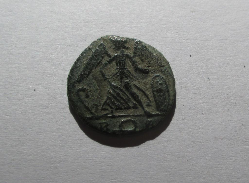 AE3 conmemorativa de la Ciudad de Constantinopla. Roma Img_1421