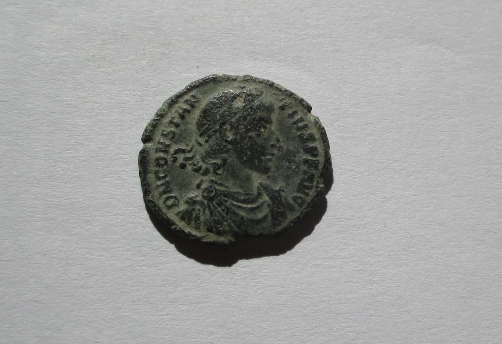 AE3 de Constancio II. FEL TEMP REPARATIO. ''matao''. Constantinopla Img_1424