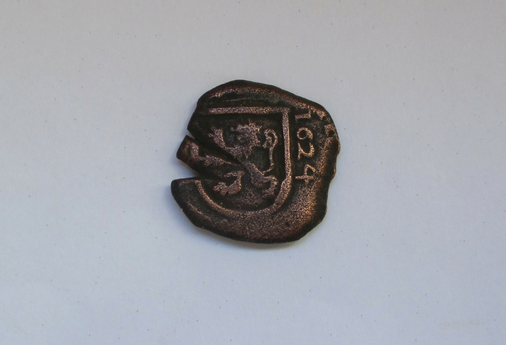 8 maravedís 1624. Felipe IV. Madrid Img_1538