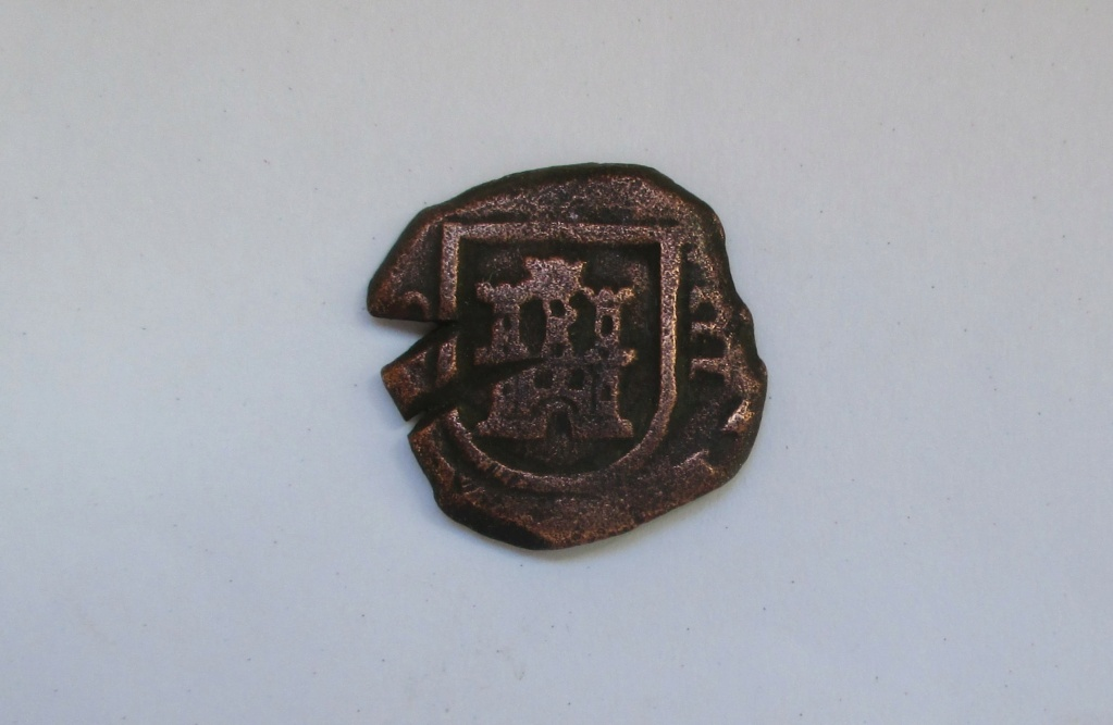 8 maravedís 1624. Felipe IV. Madrid Img_1539