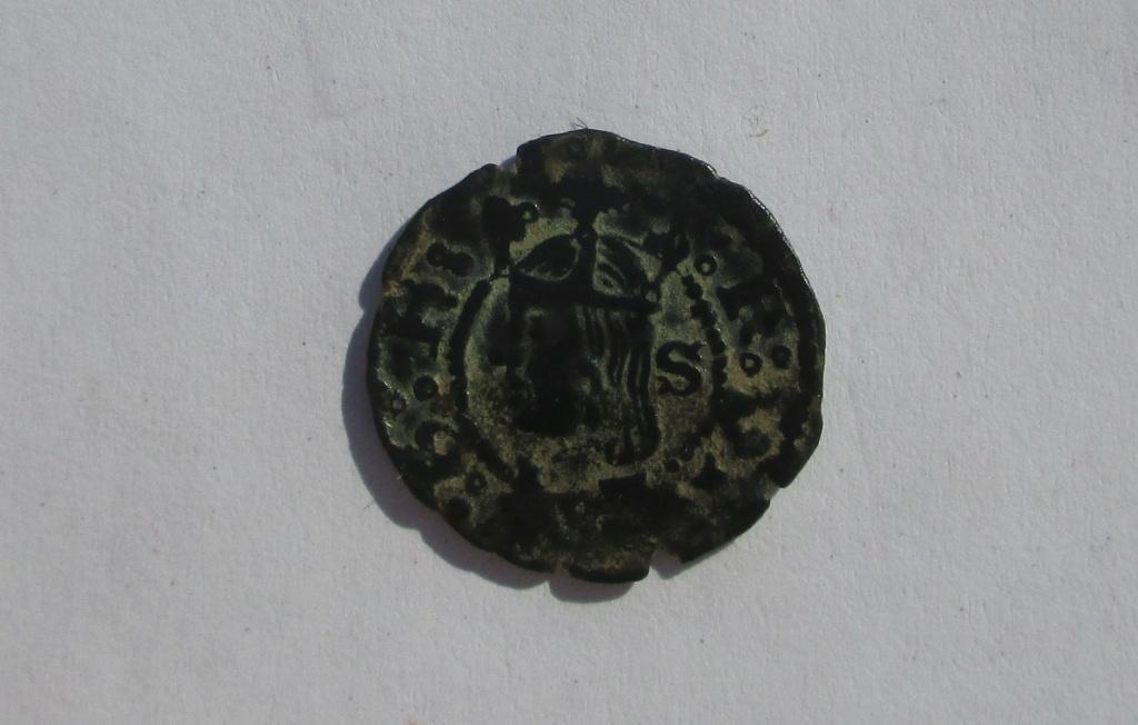 Dinero de Fernando el Católico. Zaragoza Img_1838