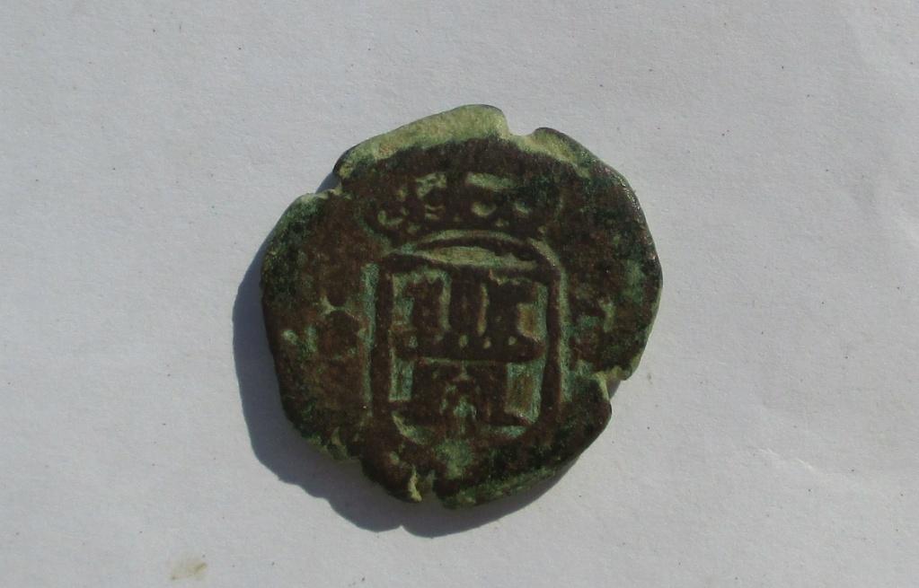 2 maravedís de Carlos II de Cuenca, 1684. Img_1925