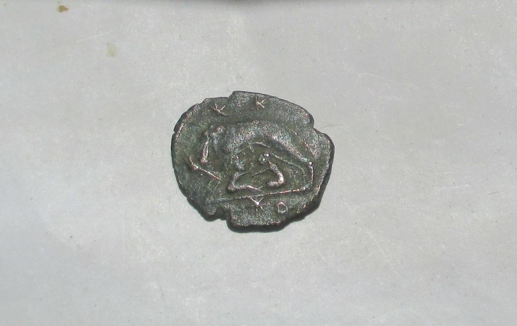 AE3/4 Conmemorativo de la ciudad de Roma. Roma  Img_2226