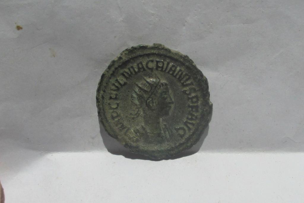 Antoniniano de Macriano - SPES PVBLICA - Antioquia Img_2310