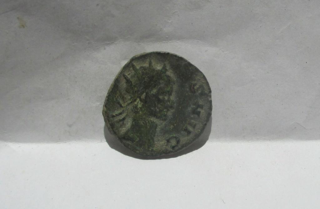Antoniniano de Claudio II (el Gótico). GENIVS AVG. Roma Img_2314