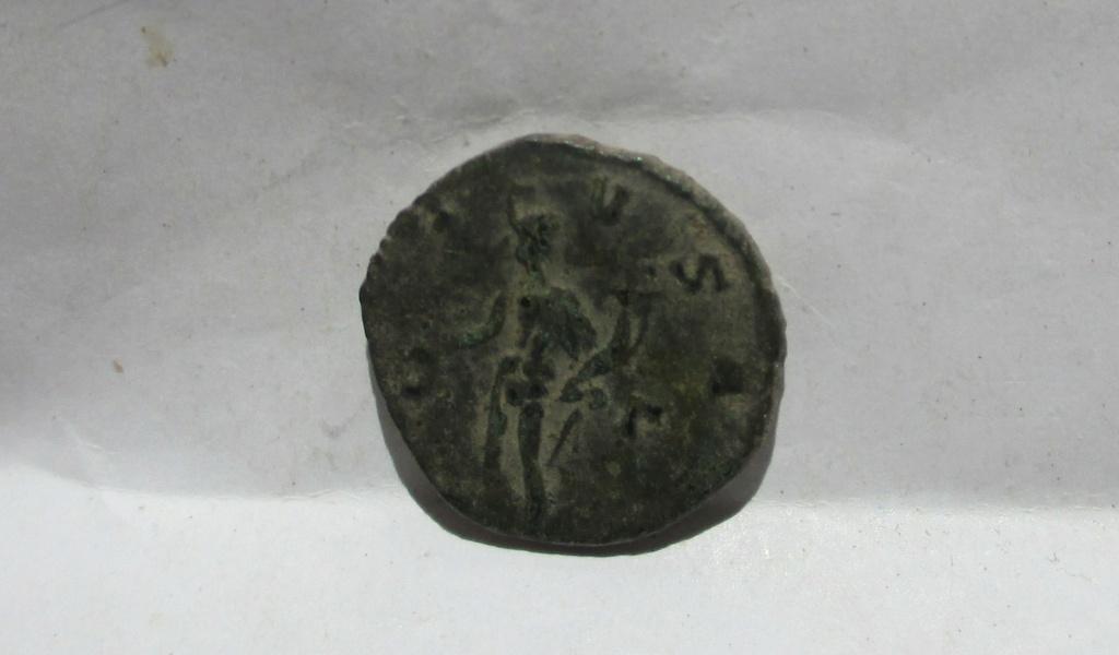 Antoniniano de Claudio II (el Gótico). GENIVS AVG. Roma Img_2315