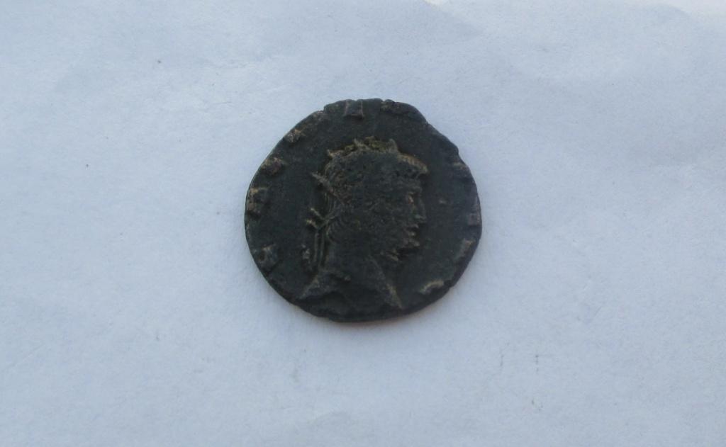 Antoniniano de Galieno. AETERNITAS AVG. Sol a izq. Roma Img_2512