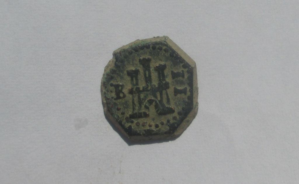 2 maravedís de Felipe III de burgos, 1602 o 4. Img_2646