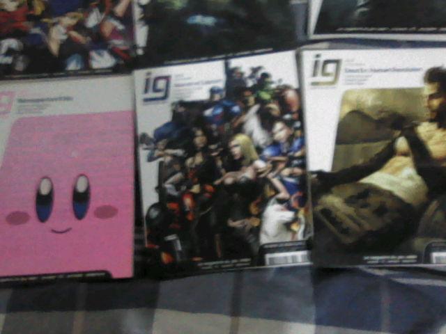 [EST]diverses (livres , jeux , consoles , accessoires , goodies ) Ig1311