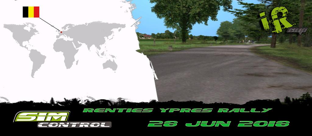 Renties Ypres Rally 2018 (BEL) Ypres10