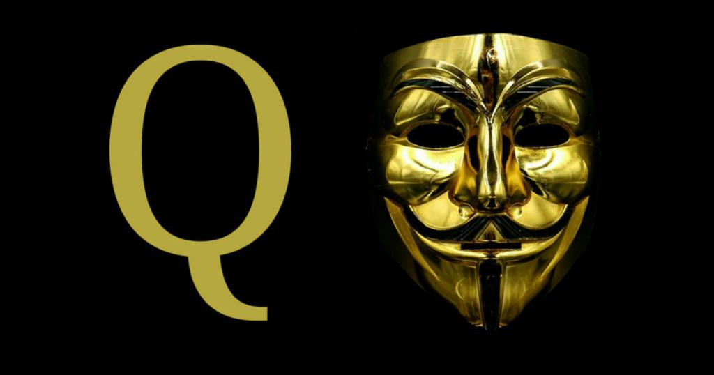 Q (QAnon: приглашение к великому пробуждению). 111
