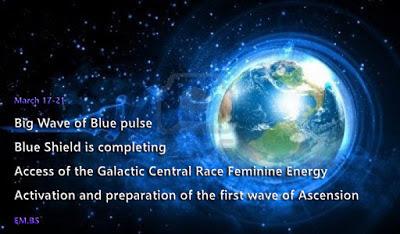 Большая волна Голубого импульса 17-21 марта (17.03.2019). Pulse-10