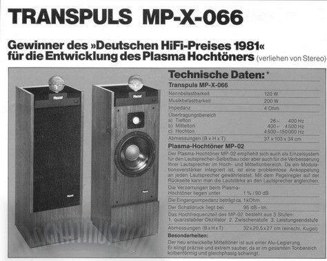 Magnat Transpuls 1500. Preciosos Cb408310