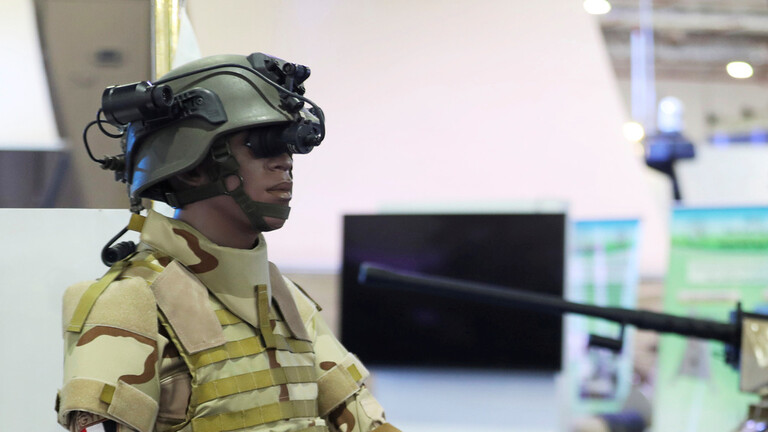 صناعة عسكرية مصرية جديدة 2020 5e287111