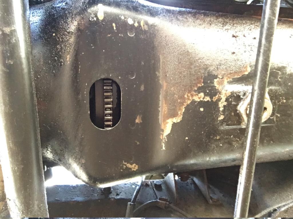 Fuite d'huile sous le moteur 4de62210